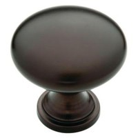 Liberty, 1-1/4 in. Dark Oil Rubbed Bronze Hollow Cabinet Knob, P11747-OB3-C at The Home Depot - Mobile