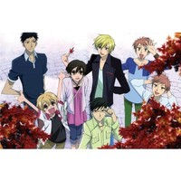 Ouran High School Host Club Poster by Silk Printing # Size about (54cm x 35cm, 22inch x 14inch) # Unique Gift # 97E750