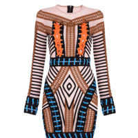 Firah Multi Color Dress