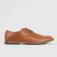 Tan Avery Leather Gibson Shoes