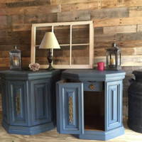 End Tables / Modern / Rustic