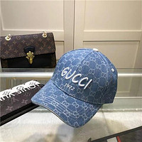 GG mens and womens double G letter cap-2