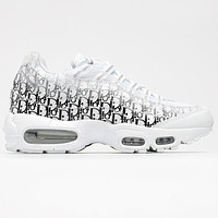 Dior x Nike Air Max 95 Men's and Women's Sneakers Shoes