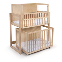 Whitney Brothers Space Saver Two Level  Crib WB9920