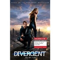 Divergent (Blu-ray/DVD/Digital)(Bonus Disc) - Only at Target
