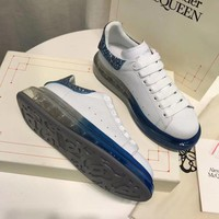 Alexander Mcqueen Oversized Sneakers With Air Cushion Sole Reference #18