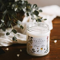 Vessel Candle Co. - Forest Moss - Classic Collection