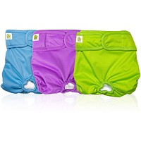 Durable Washable Dog Diapers For Dogs, Cats & Other Pets
