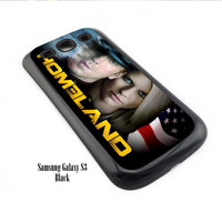 Homeland Season 4 Begins Soon for Samsung Galaxy S3, Galaxy S4, Galaxy S5 Case