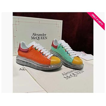 Alexander Mcqueen Oversized Sneakers With Air Cushion Sole Reference #0116