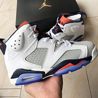 Bunchsun Air Jordan 6 High Quality Men Women Casual Sport Basketball Shoes Sneakers