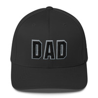 DAD Structured Twill Cap