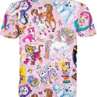 Character Collage T-Shirt
