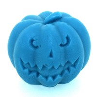Nicole 3D Pumpkin Silicone Mold for Soap Candle Making Tools Halloween Theme Mould Craft Resin Clay Decorating Tool
