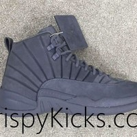 AIR JORDAN 12 (PSNY DARK GREY)