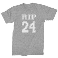 RIP Rest In Peace 24 Mens T-shirt