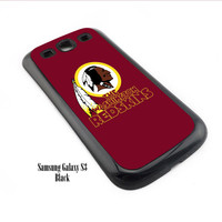 The washington redskins for Samsung Galaxy S3, Galaxy S4, Galaxy S5 Case