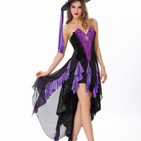 Cosplay Halloween Women's Fashion Party Costume [9220882948]