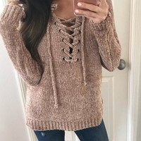 Forest Valley Sweater