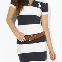 NEW POLO RALPH LAUREN SHIRT WOMEN SKIRT SHORT SLEEVE T-SHIRT SIZE: S-XL