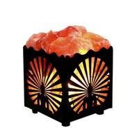 Buddha Dimmable Natural Himalayan Salt Lamp