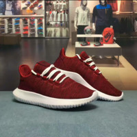"""""""Adidas"""" Fashion Casual Small Coconut Breathable Knit Unisex Sneakers Couple Running Shoes"""