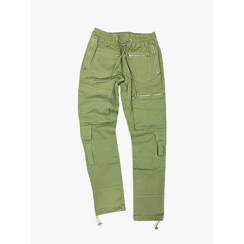 Flight Pants in Olive
