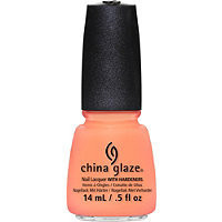 Nail Polish China Glaze Sunsational Nail Lacquer With Hardeners Collection Sun of A Peach CR Ulta.com - Cosmetics, Fragrance, Salon and Beauty Gifts