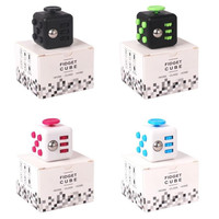 Fidget Cube Toy For Children/Adults - For ADHD and Focus. Relieves Stress And Anxiety