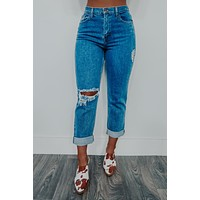 Anything Goes Jeans: Denim