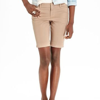 Old Navy Womens The Pixie Bermudas 10""