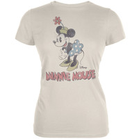 Minnie Mouse - Smiling Juniors T-Shirt