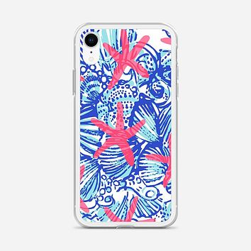 Lilly Pulitzer Pretty Escape iPhone XR Case
