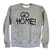 Go Home Jay Z Magna Carta Holy Grail Sweater x Jumper x Sweatshirt