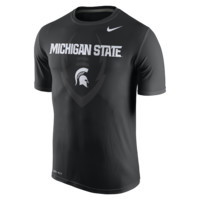 Nike College Legend Football Icon (Michigan State) Men's T-Shirt