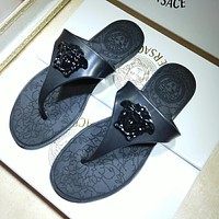 shosouvenir Versace Fashion Slippers
