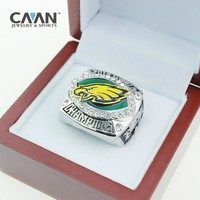 The Newest Official release 2018 Philadelphia Eagles MVP FOLES World Championship Ring Size 9 10 11 12 13