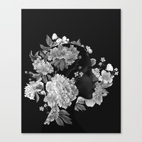 Flora Canvas Print by andreaslie