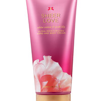 Sheer Love Ultra-moisturizing Hand and Body Cream