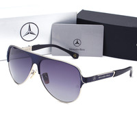 Mercedes-Benz Personality Fashion Popular Sun Shades Eyeglasses Glasses Sunglasses H-A50-AJYJGYS