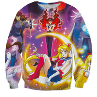 Sailor Moon Sweatshirt😂😂