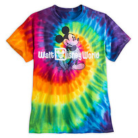 Mickey Mouse Tie-Dye Tee for Adults - Walt Disney World | Disney Store