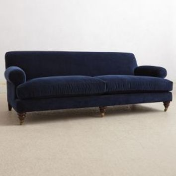 Willoughby Sofa, Hickory by Anthropologie