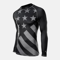 Tactical long sleeve jersey