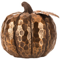 Copper Resin Pumpkin | Hobby Lobby