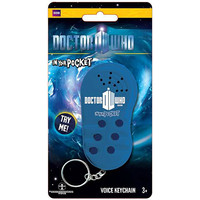 J!NX : Doctor Who In Your Pocket Talking Keychain