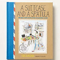 Anthropologie - A Suitcase And A Spatula