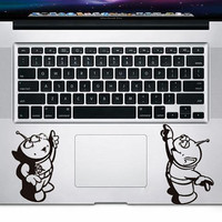 look appleMacbook Decals Trackpad Decal Macbook by MaMoLIMITED