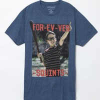Forever Squints T-Shirt - Mens Tee - Blue