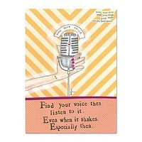 Find Your Voice Magnet